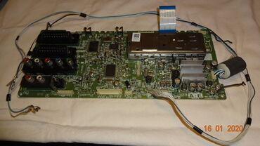 Lcd televizor - Srbija: Matična ploča (Main AV Board) 1 ().  Ispravna, bila na LCD TV Sony KL