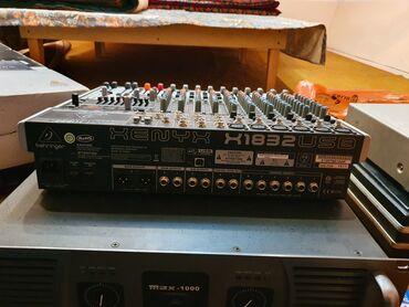 Продаётся музыкальный аппарат Behringer и все прилегающие к нему