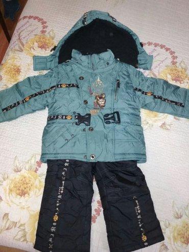 👉Новая куртка со штанишками фирмы KIKO - Германия.👈 На мальчика 1,5- в Бишкек