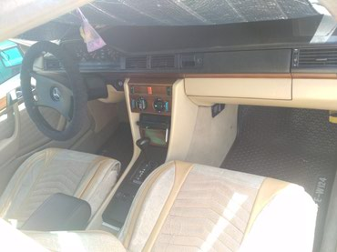 Mercedes-Benz 250 1990 в Кант