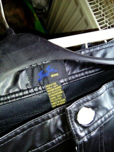 Nove pantalone od eko koze. Licno preuzimanje u Mladenovcu i Beogradu - Mladenovac