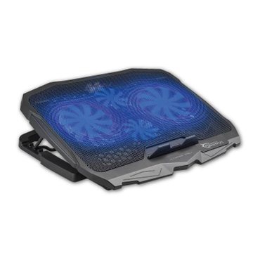 White Shark COOLING PAD CP-25 ICE WARIOR / 4 Fans  ! !! SVI - Beograd