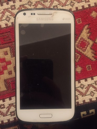 Samsung-gt-s - Азербайджан: Б/у Samsung GT-i6410 M1 8 ГБ Белый