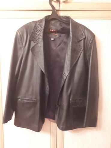 Коженная куртка в Bakı