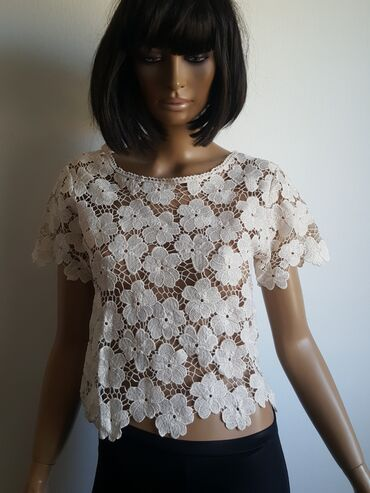 Ženska odeća   Jagodina: Atmosphere 38 bluza crop iz inostranstva