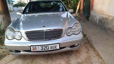 двигатель мерседес 124 2 3 бензин в Кыргызстан: Mercedes-Benz C 180 1.8 л. 2003 | 188000 км