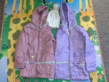 8 мер в Кыргызстан: Куртки на девочку 8-10 лет (надо мерить). Б/У в хорошем состоянии
