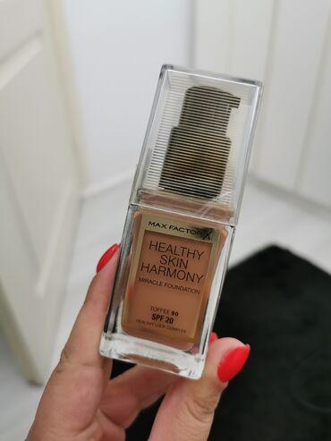 Maxi cosi - Srbija: Novi MaxFactor puder Healthy skin harmony. Novi neotvoren. Pakovanje