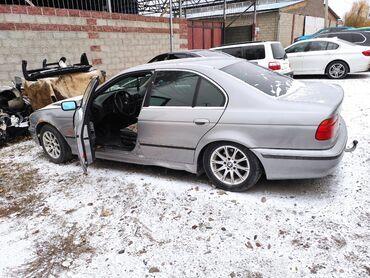 Автомобили - Ак-Джол: BMW 5 series 2.5 л. 1998   2800000 км