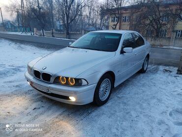 Мейманкана кыздары менен - Кыргызстан: BMW 520 2.2 л. 2001 | 222 км