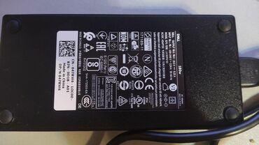 Зарядное устройство от ноутбука DELL, 19.5V (9.23A), 180W (оригинал)