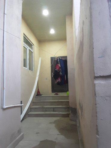 Bakı şəhərində Bineqedi qesebsinde temirli 75kv 2 otaqli ev saatilir mehlesi asvaltdi