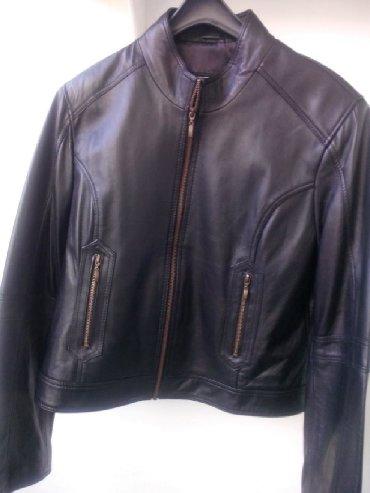 Ženske jakne | Nis: Kožna jakna ženska - tanja br. 38-40