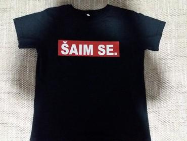 Ostalo | Smederevo: Majica  -kupljena u tinejdzeru