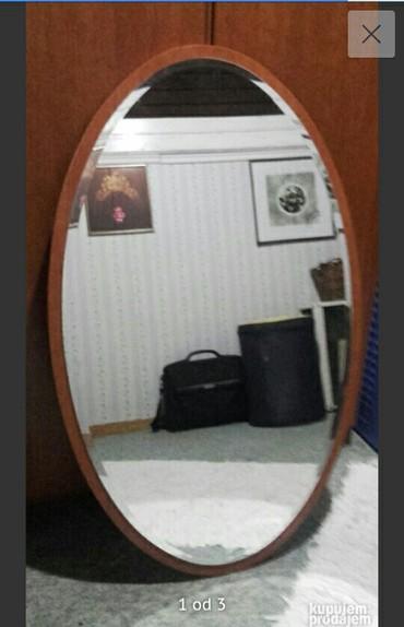 Kućni dekor - Mladenovac: Ogledalo iz uvoza dimenzije 90x55 extra kvalitet