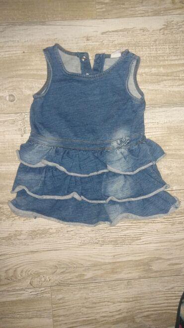 Haljinica H & M, vel. 74Prelepa haljinica, materijal sa elastinom