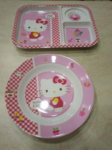 Bakı şəhərində Hello Kitty