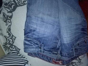 Pantalone tifany kroj - Srbija: Texsas pantalone extra kroj,kao nove