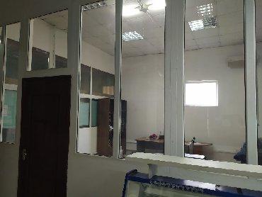 офисное помещение без комиссии в Кыргызстан: Сдается офисное помещение, режим работы не ограничена, охраняемая