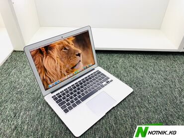 Apple - Кыргызстан: MacBook Air(13-inch,2017)-модель-A1466-процессор-core