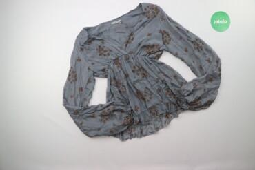 Жіноча блуза з квітковим принтом be. Tween, p. XS/S    Матеріал: нату