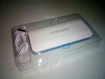 Samsung power bank.. Nov u svom pakovanju. 37000mah u nisu licno drugi - Beograd - slika 4