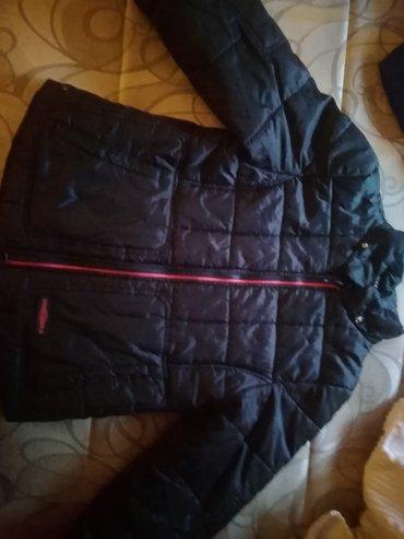 Crna kratka jaknaL vel. BEZ oštećenja. Fixna cena