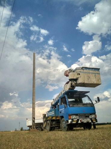 Услуги автовышки 15 метров в Бишкек