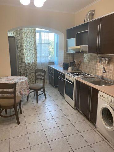 Двухконфорочная газовая плита - Кыргызстан: Сдается квартира: 3 комнаты, 95 кв. м, Бишкек