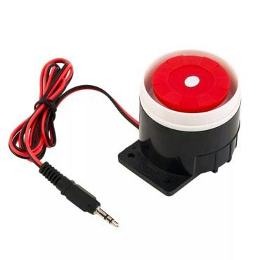 Bakı şəhərində Siqnalizasiya kolokolu  12 volt /  120 D/b  hərəkət sensoru və