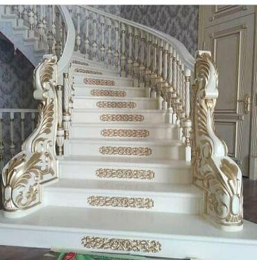 Услуги - Пригородное: Лестницы | Изготовление