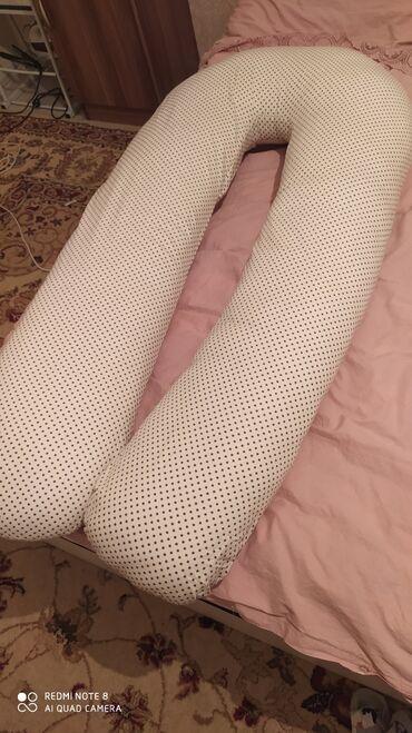 Продаю подушку для беременных в хорошем состоянии, почти новый, чехол