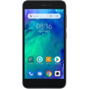 xiaomi-redmi-3-market в Кыргызстан: Смартфон Xiaomi Redmi Go 1/16 blueДоставка по всему