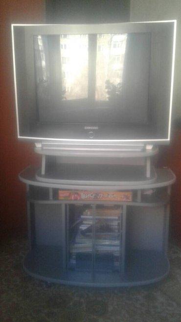 продаю телевизор и тумбу под тв. Можно отдельно в Бишкек