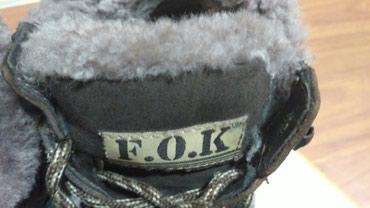 Батинки для мальчика 37 размер зимние в Бишкек