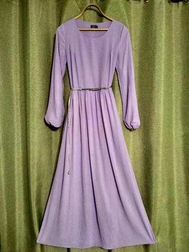 Женская одежда - Маловодное: Продаю хиджаб в отличном сост.100% не просвечивает, размер 46-48 имее