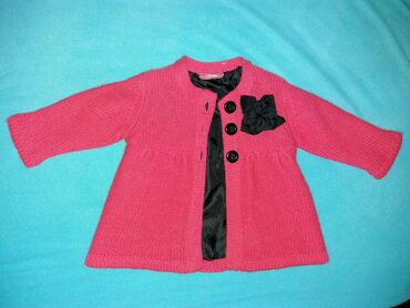 Dečija odeća i obuća - Ruski Krstur: Kaputic za bebe devojcice velicina 62Kaputic je nosen jednom prosle