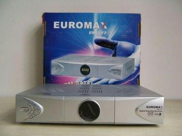 Xırdalan şəhərində Evromax krosna aparatı. Kanalları yığılıb. İdeal vəziyyətdə.