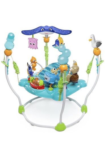 Play station 3 - Ελλαδα: Jumperoo. Exercise and play center for children
