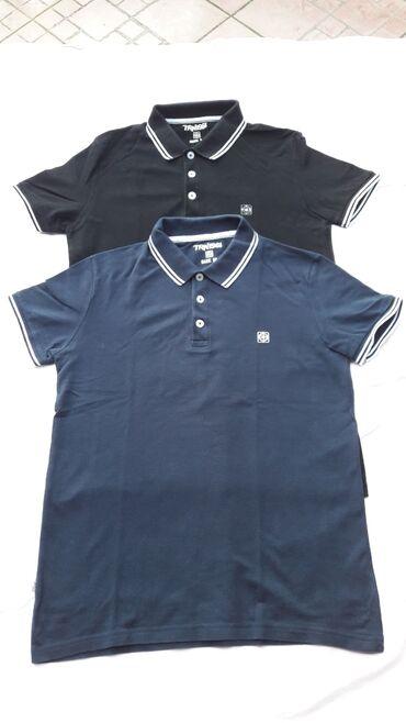 Cetiri majice - Srbija: Teranova muske majice 2 komada velicina M u odlicnom stanju