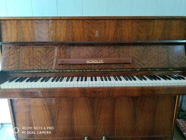 Музыкальные инструменты - Бишкек: Продается фортепиано немецкое, в хорошем состоянии