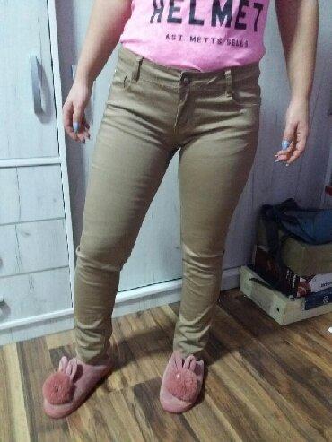 Pantalone-italijinemaju-elastin - Srbija: Nove pantalone pamuk elastin samo danas popust 500 din
