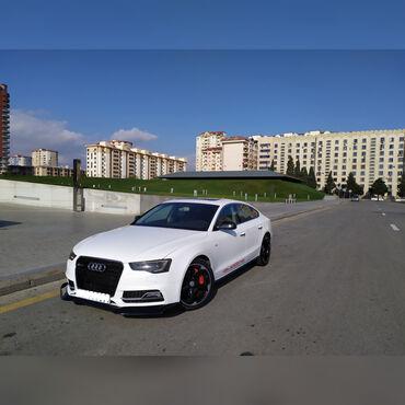 audi a4 2 8 аt - Azərbaycan: Audi A5 2 l. 2013 | 110000 km