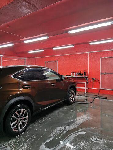 Требуются опытные автомойщики в подземную парковку, в районе аламединс