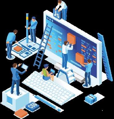 Разработка сайтов-Мы разрабатываем сайты любой сложности. Наш опыт и