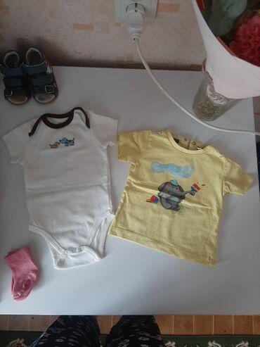 люминарк детская посуда в Кыргызстан: Детская фирменная одежда с 2 мес до 6 мес., можно девочке и мальчику (