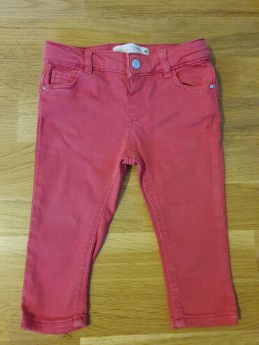 Zara jeans za bebe vel.80