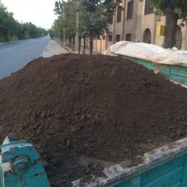 Чернозем горный рыхлый без мусора в Бишкек