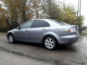 Mazda - Кыргызстан: Mazda Mazda6 2.3 л. 2002   259700 км