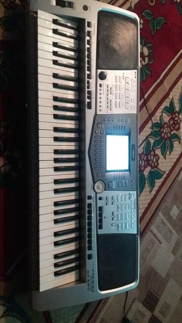Синтезаторы в Кыргызстан: Срочно Продаю. Ямаха PSR A1000 Арабский состояние отличное,баары зынк